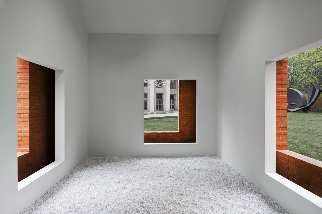 chipperfield + pistoletto anteprima